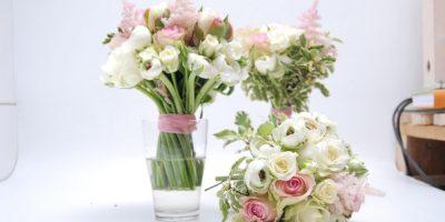 Цветочный сюрприз из мастерской Jolly Bunch