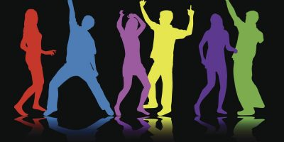 Вечеринка Retro Megadance