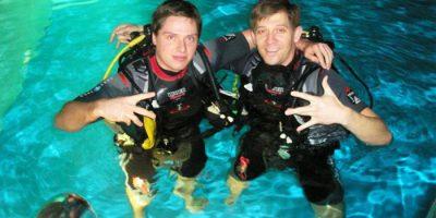 Пробное погружение Discover Scuba Diving PADI в клубе AppexDiving