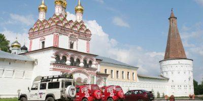 Джип-тур «В гости к Новоторам»