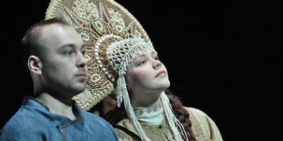 Спектакль «Руслан и Людмила» в Театре «Мастерская П. Н. Фоменко»