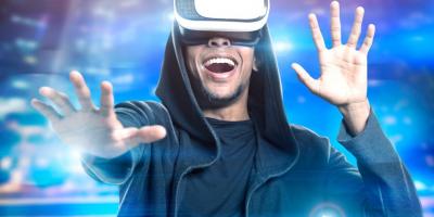 Скидка до 56% на игру в клубе виртуальной реальности Freeside