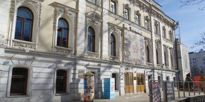 «Лабиринты Любви: концерт, фуршет и экскурсия в одном» в кулуарной гостиной Центрального Дома журналиста