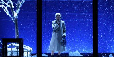 Спектакль «Пять вечеров» в Театре «Современник»