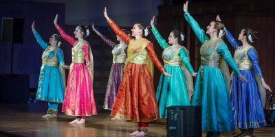 Фестиваль индийской музыки, танца ийоги 2017