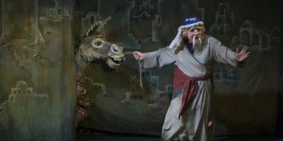Спектакль «Али-Баба и сорок разбойников» в Театре кукол им. С. В. Образцова