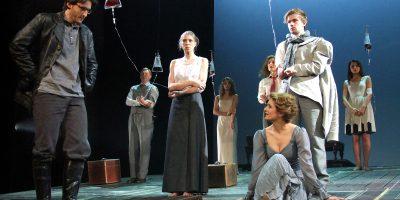 Спектакль «Вишнёвый сад» в Театре имени А. С. Пушкина