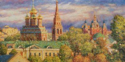 Пешеходная экскурсия «Замоскворечье — обаяние купеческой Москвы»