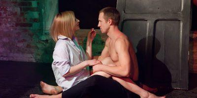 Спектакль «Простить измену» в Театре.doc