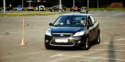 Курс «Мастерство парковки» в Kaminsky Driving Academy
