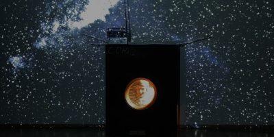 Спектакль «Космос, или На край Вселенной» в Центре имени Вс. Мейерхольда
