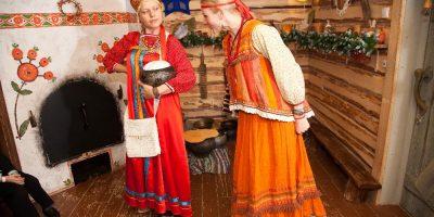Широкая Масленица в музее-театре «Сказкин Дом»