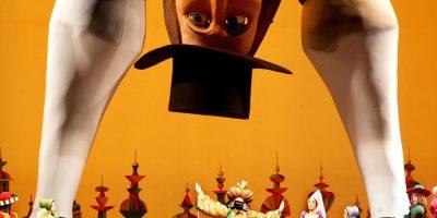 Спектакль «Путешествия Гулливера» в Театре кукол им. С. В. Образцова