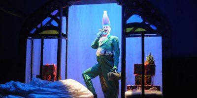 Спектакль «Ваня и Крокодил» в Театре «Et Cetera»