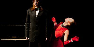 Спектакль «Liebe. Schiller» в Театре им. Вл. Маяковского