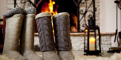 Проект «Ноги в тепле»