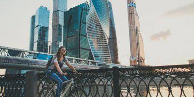 Акция «На работу на велосипеде»