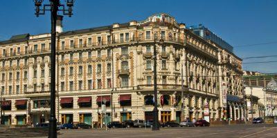 Пешеходная экскурсия «Знаменитые гостиницы Москвы» (часть первая)