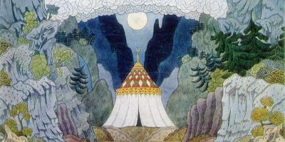 Выставка «Мир — театр. Архитектура и сценография в России»
