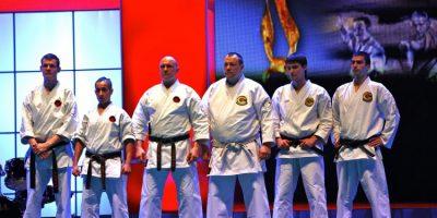 Национальная премия в области боевых искусств «Золотой пояс»