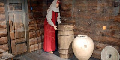 Выставка «Древняя и средневековая Москва»