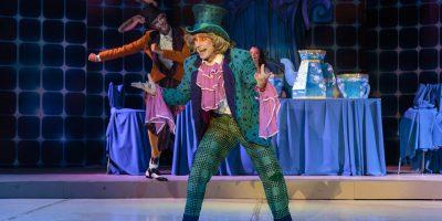 Театрально-цирковое представление «Алиса»