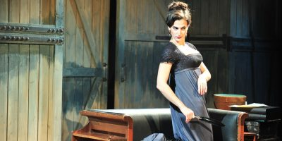 Спектакль «Испанцы в Дании» в Театре «Мастерская П. Н. Фоменко»