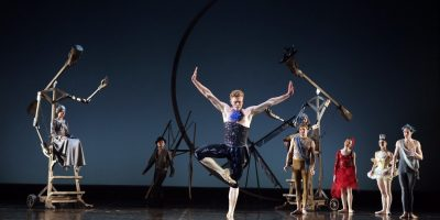 Балет «Синяя птица» в Детском музыкальном театре имени Н. И. Сац