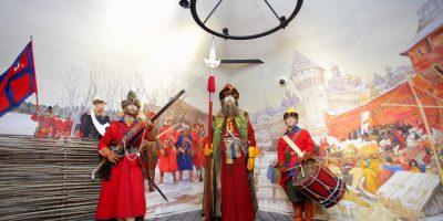 Постоянная интерактивная историческая экспозиция «Московские стрельцы» в музее «Стрелецкие палаты»