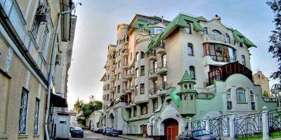 Пешеходная экскурсия «Золотая миля Москвы — Остоженка»