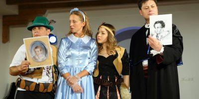 Спектакль «Граф Нулин» в Театре «Школа драматического искусства»