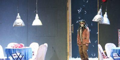 Гастроли «Коляда-Театра» (Екатеринбург)