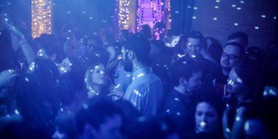 Вечеринка Jam! в Dewar's Powerhouse