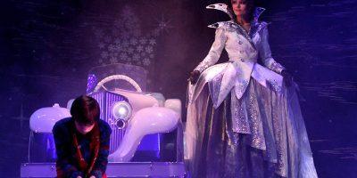 Спектакль «Снежная королева» по сказке Андерсена в Театре Эстрады