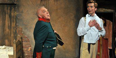 Спектакль «Ревизор» Н. Гоголя в Малом театре