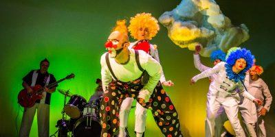 Спектакль «В поисках волшебства» в Театре «Школа современной пьесы»