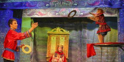 Спектакль «Сказка рыбки золотой» в Театре «Уголок дедушки Дурова»