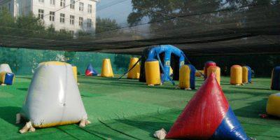 Пейнтбол в клубе «Арена»