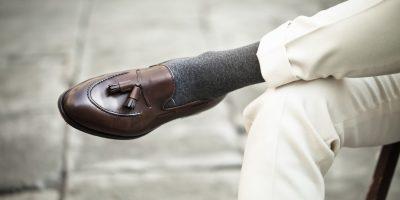 Кейсы носков из хлопка или бамбука в стильной подарочной упаковке со скидкой до 58%