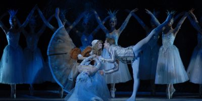 Балет «Золушка» в Театре имени К. С. Станиславского и Вл. И. Немировича-Данченко