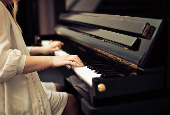 Вечер с фортэпиано