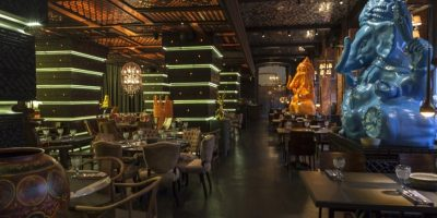 ресторан Black Thai