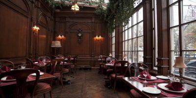 Ресторан «Кафе Пушкинъ»