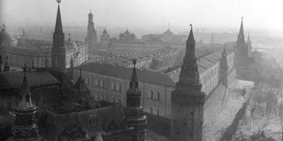 Голуби и люди на Красной площади. Дореволюционная Москва на фотографиях 7 часть