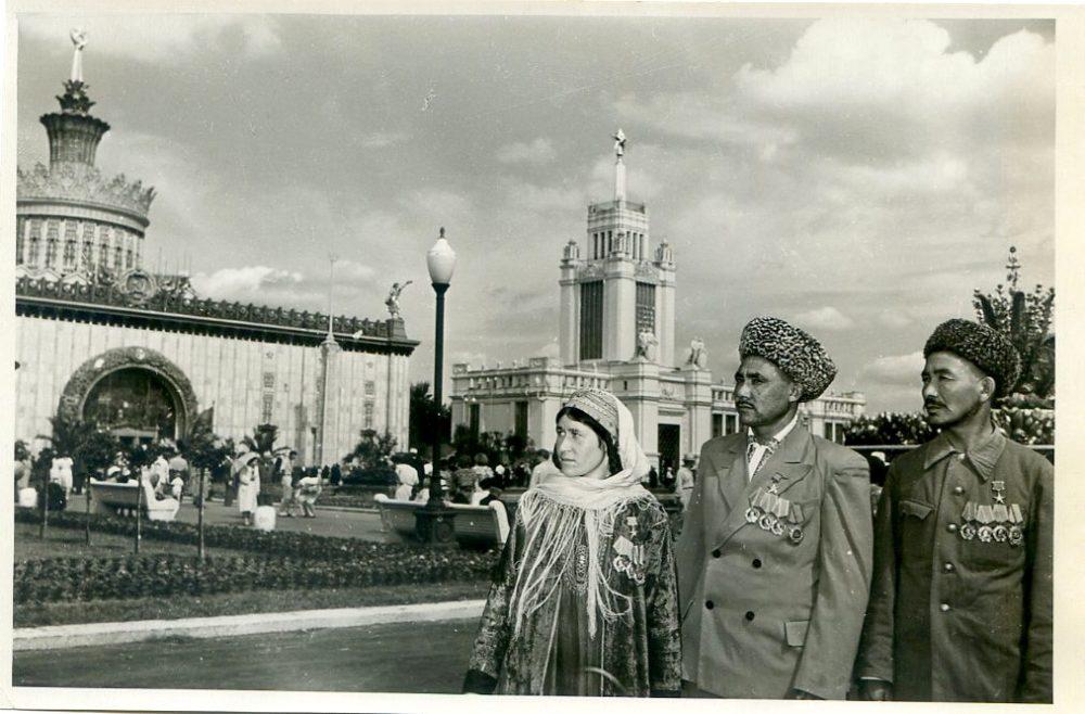 1954. ВСХВ. Картинки с выставки