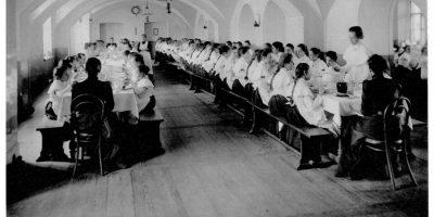 Ретро-фото Московский Елизаветинский институт
