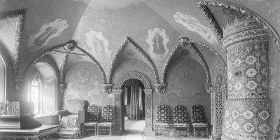 Ретро-фото Кремль 1880-х на фотографиях Барщевского