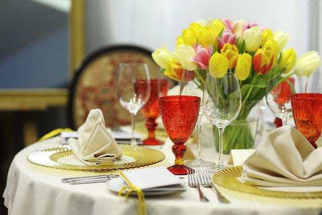 Мастер класс «Сервировка и декор праздничного стола»