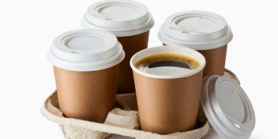 Утренний кофе с собой с MasterCard выгоднее!