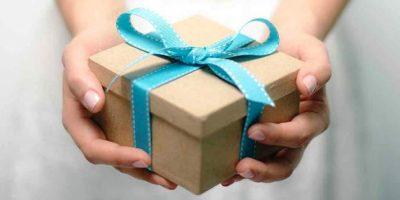 Подарки за покупки!